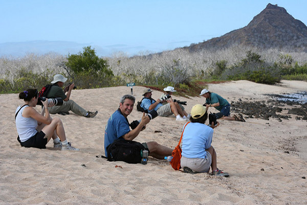 Tips for photographers in Galapagos
