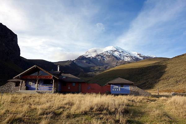 Ecuador Andes trips for travelers