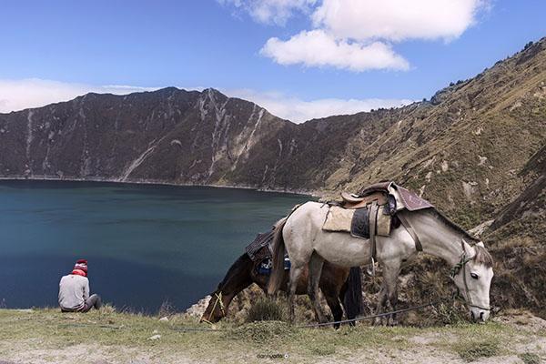 Quilotoa Lake Highlights