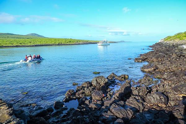 Activities in Lobos Island Galapagos