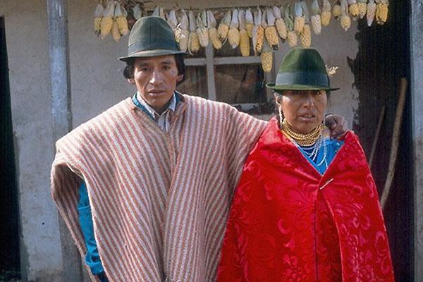 Quichua Community Ecuador