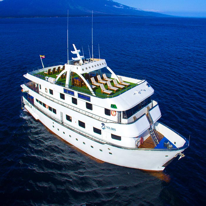 Galapagos Luxury Yacht