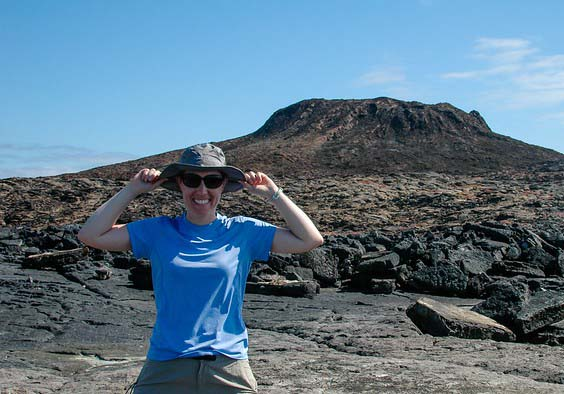 Activities in Chinese hat Galapagos islands
