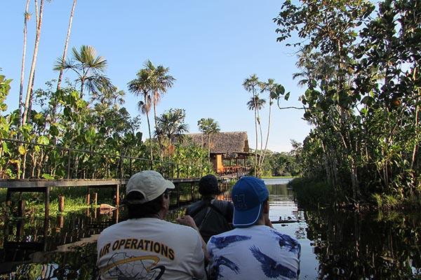 Amazon Luxury Lodge Tours