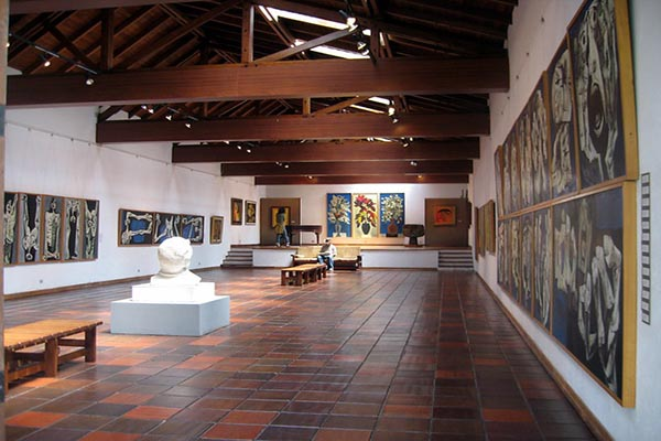 Quito museums