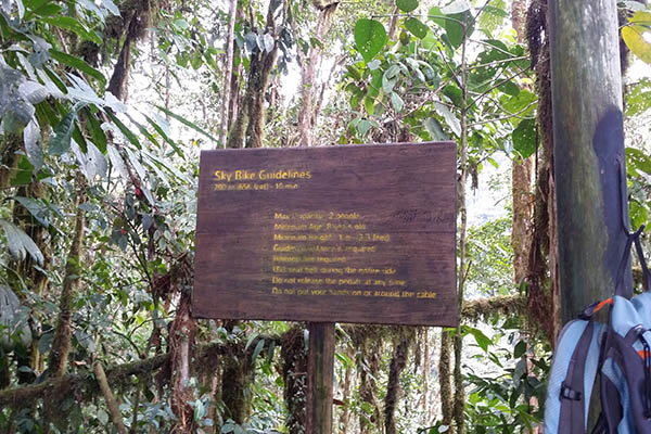 3 day luxury Cloudforest Lodge