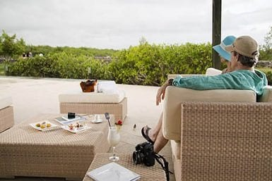 Luxury Lodges in Galapagos