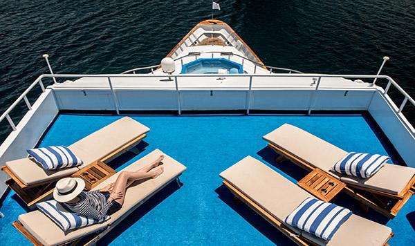 Pikaia Galapagos luxury lodge