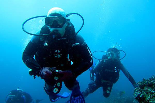 Galapagos Marchena Island Highlights