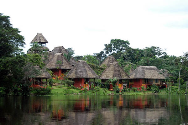 Ecuador rainforest hotels