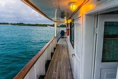Itineraries for Galapagos Cruises