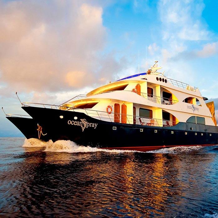Ocean Spray Galapagos Tours