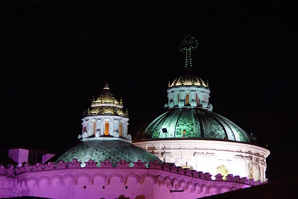 Highlights of Quito old town