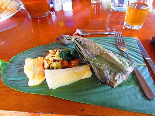 Ecuador Rainforest Gastronomy