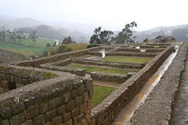Incas Sites in Ecuador