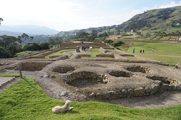Historic places to visit in Ecuador