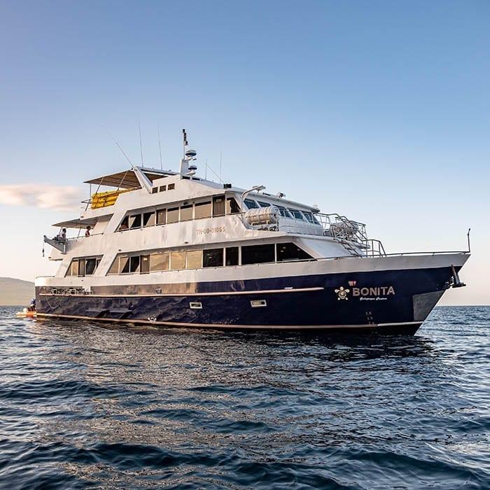 Luxury Galapagos Cruise