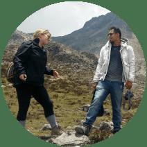 Ecuador tour guide