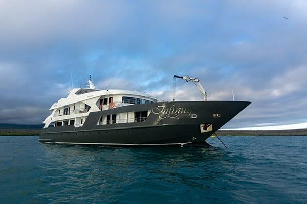 Infinity Galapagos Ship