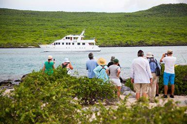 Book Galapagos cruise