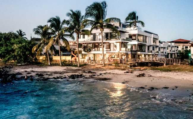 Luxury Hotel Packages in Galapagos