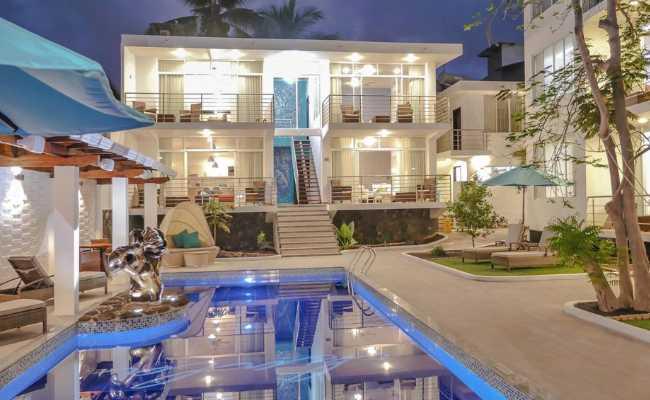 Galapagos Luxury Hotels