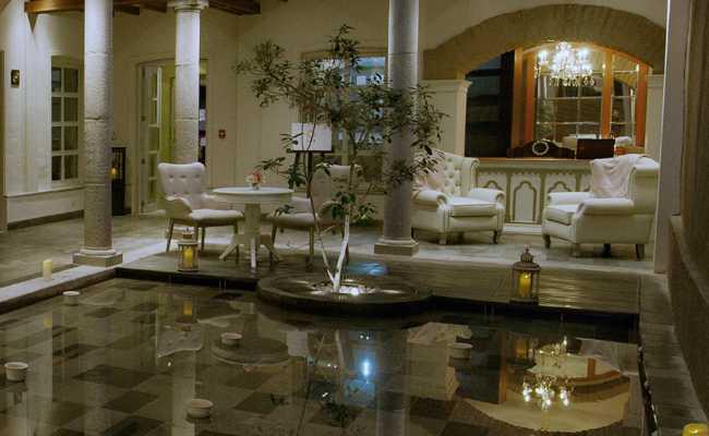 Quito luxury Hotels